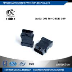 Buy cheap Automotive Diagnostic Tools / Vehicle Diagnostic Port OBD II Adapter Auda - 001 product