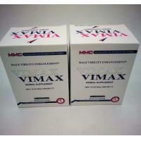 Buy cheap Vimax Natural Male Enhancement Pills Safe Effective For Adult , Sex Enhacement Pills from wholesalers