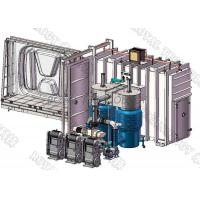 Buy cheap Polycarbonate Sheet Thermal Evaporation Coating Unit , PC Panel Aluminum Metalizing Plant from wholesalers