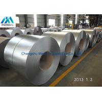Buy cheap JIS G3312 ASTM A653M Stainless Steel Strip Coil Galvanized Surface Treatment from wholesalers