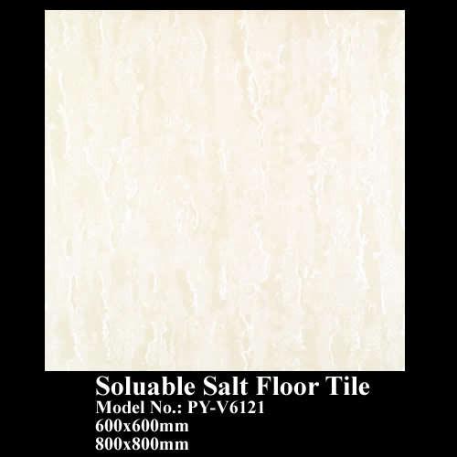 Quality Soluable Salt Tile Polished PY-V6121 for sale