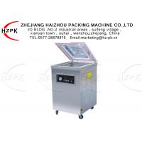 Buy cheap Semi Automatic Single Chamber Vacuum Packaging Machine For Peanuts / Sauces from wholesalers