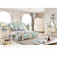Buy cheap Oak Furniture King Size Bedroom Set Luxury Bed from wholesalers