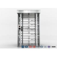 Buy cheap Indoor Or Outdoor Pedestrian Turnstile Security Systems Semi-Auto Mechanism Housing With CE Approved from wholesalers
