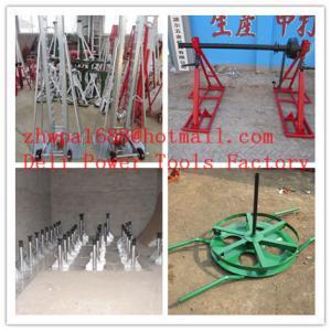 Buy cheap Tripod Cable Drum Trestles  Cable Drum Trestles product