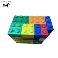 Buy cheap China supplier OEM colorful Epp foam educational soft building blocks with non-toxic bio-degradable easy play kids toy from wholesalers