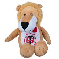 Buy cheap 12 Inch Soft Plush Stuffed Animals Lion Shape Embrodiery / Sewing Craft from wholesalers