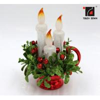 Buy cheap Nice Battery Operated Candle Lamps , Dancing Flame Led Battery Candle Lights from wholesalers