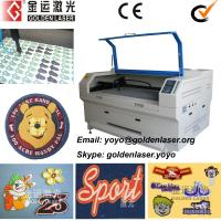 Buy cheap Laser Label Cutting Machine with CCD Camera from wholesalers