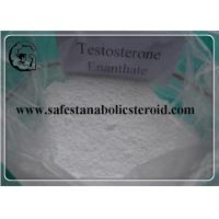 Buy cheap Testosterone Steroid Hormone Powder Testosterone Enanthate For Fat Loss & Muscle Gain from wholesalers