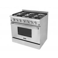 Buy cheap 36 inch freestanding indoor gas range from wholesalers