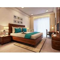 Buy cheap 3-5 Star Hotel Apartment Furniture Sets With Wood Panel or Laminate Furniture from wholesalers