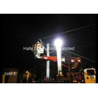 Buy cheap Staging First Aid Inflatable Light Tower Outdoor Emergency Lighting 5 M Bright Balloons from wholesalers