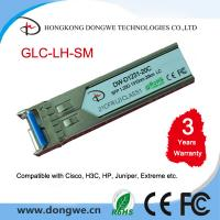 Buy cheap GLC-LH-SM,SFP,1.25G,1310nm,20km,LC,optic module Transceiver from wholesalers
