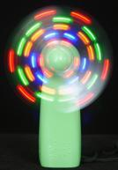 Buy cheap Usb Powered Hand Fans UF-218-02 With Colorful Lights from wholesalers