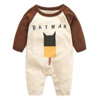 Buy cheap Organic Cotton Infant Clothing Full Sleeve Bodysuit Baby Long Sleeve Onesies from wholesalers