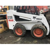 Buy cheap secondhand cheap original Bobcat skid steer loader s130/s863 with low price and good condition for sale/front loader min from wholesalers