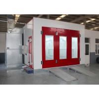 Buy cheap car paint booth/spray booth price/prep station spray booth/Baking booth,one year guarantee period from wholesalers