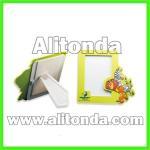 Buy cheap Custom high quality cheap pvc cartoon mini photo frame for home room from wholesalers