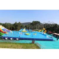 Buy cheap Popular Inflatable Water Activities , Amusement Water Parks With CE Certificate product
