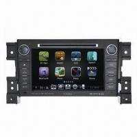 Buy cheap GPS Car Navigation System with 7-inch Digital Display and Plays, Suitable for Suzuki Grand Vitara from wholesalers