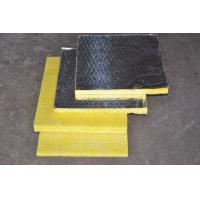 Buy cheap Acoustic Insulation Glass Wool Board , Fiberglass Air Conditioning Duct Board from wholesalers