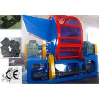 Buy cheap Industrial Tyre Shredding Machine / Waste Tyre Recycling Machinery from wholesalers