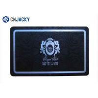 Buy cheap Stainless Steel High End Metal Business Cards with Contactless / Contact Chip from wholesalers