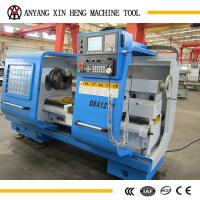 Buy cheap Swing over carriage 730mm homemade pipe threading lathe with good service from wholesalers