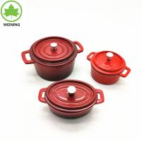 China Cast Iron Enamel Caseerole on sale