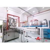 Buy cheap 50 Pcs / Min Jar Filling And Capping Machine Plastic Glass Metal Packaging from wholesalers