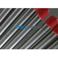 Buy cheap 1 / 4 Inch Sch10s TP316 / 316L Bright Annealed Tube , Seamless Boiler Steel Pipe from wholesalers