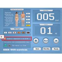 Buy cheap Safety 808 Diode Laser Hair Removal , Mini Clinic Beauty Salon Device from wholesalers