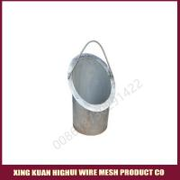 Buy cheap Pipe industry Used Basket Filter Tube with handle from China from wholesalers