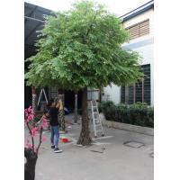Buy cheap Chinese factories sell well Decorative Artificial Wooden Tree Banyan Tree Artificial Ficus Microcarpa Trees from wholesalers