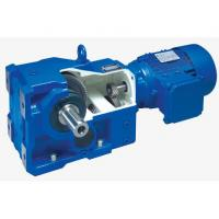 Buy cheap Two Stage Helical Reduction Gearbox Bevel Gear Reducer For Agitator And Screwer from wholesalers