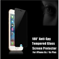 Buy cheap Yuanmei Manufacture Cell Phone Use For iPhone 7 Privacy Screen Protector Wholesale from wholesalers
