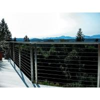 Buy cheap Wire Stainless Steel Deck Raili, Deck Railing Kits product