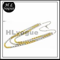 Buy cheap Small Order HL188-H High Quality Jewelry in Guangzhou Wholesale Jewelry Necklace from wholesalers