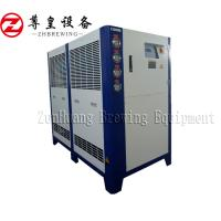 Buy cheap Glycol Tank Brewery Chilling System 0.15 - 0.3Mpa Pressure R404A / R404C Refrigerator from wholesalers