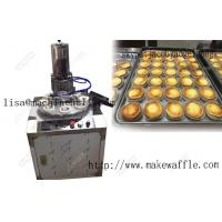 Buy cheap LG-28 Model High Quality Egg Tart Making Machine Manufacture In China from wholesalers