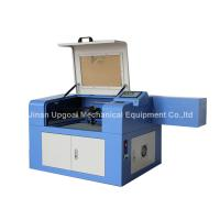 Buy cheap Desktop 60W 500*400mm Co2 Laser Engraving Cutting Machine from wholesalers