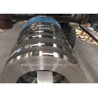 Buy cheap 8K Mirror Finish Stainless Steel Strip Coil Corrosion Resistance Boat Fittings from wholesalers