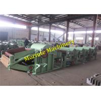 Buy cheap Morinte MT600-250 waste textile carding machine cotton waste recycling machine from wholesalers