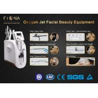 Buy cheap Multifunction Water Oxygen Jet Peel Machine , Hyperbaric Oxygen Machine 300V from wholesalers