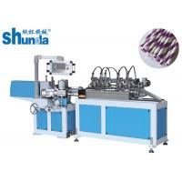 Buy cheap Durable Paper Tube Forming Machine Biodegradable Paper Made Straw Making For Drinks from wholesalers