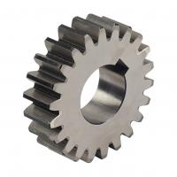 Buy cheap Forging, Zinc Plating Starter Drive Gear Alloy Steel Straight Tooth Spur Gear from wholesalers
