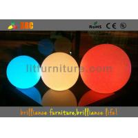 Buy cheap Nightclub LED Balls Rechargeable With 16 Colors LED Lighting from wholesalers