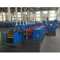 Buy cheap High speed 8-32mm HF Welding Pipe Round Square Tube Making Machine  Flying Cut system Watter Cooling from wholesalers
