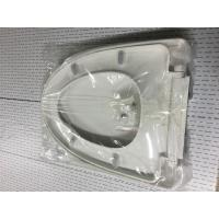China Old - Fashioned WC Seat Cover , Toilet Commode Cover Flushable on sale